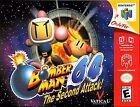 Bomberman 64: The Second Attack (Nintendo 64, 2000)