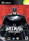 Batman: Vengeance (Microsoft Xbox, 2001)
