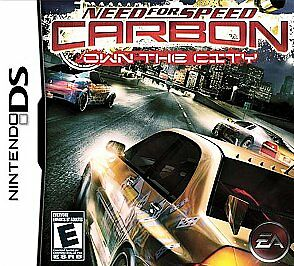 Need for Sd Carbon: Own the City (Nintendo DS, 2006) | eBay