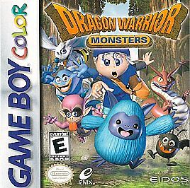 Dragon Warrior Monsters (Nintendo Game Boy Color, 1999)