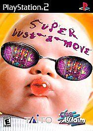 Super-Bust-A-Move-Playstation-2-PS2-2000-LN