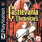Castlevania Chronicles  (Sony PlayStation 1, 2001) (2001)
