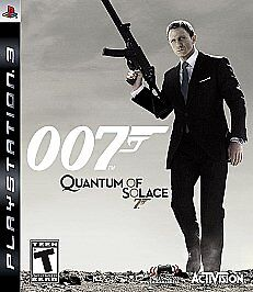 Quantum of Solace  (Sony Playstation 3, ...