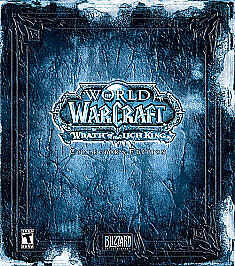 World of Warcraft: Wrath of the Lich King - Collector's Edition (Commodore...
