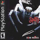 Spider (Sony PlayStation 1, 1996)