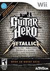 Guitar Hero: Metallica Nintendo Wii Video Games
