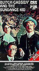 Butch Cassidy and the Sundance Kid (VHS, 1992)