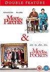 Meet The Parents/Meet The Fockers (DVD, 2009, 2-Disc Set, Box Set)