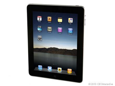 Apple iPad 2 16GB, Wi-Fi, 9.7in - Black (MC769LL/A)