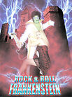 Rock 'n Roll Frankenstein (DVD, 2002, 'R' Rated Version)
