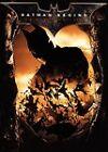 Batman Begins (DVD, 2008, Limited Edition Gift Set)
