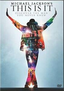 Michael-Jackson-039-s-This-Is-It-DVD-2010-Factory-Sealed-Free-Fast-Shipping