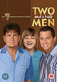 Two And A Half Men  Series 7 DVD 2010 3Disc Set - <span itemprop=availableAtOrFrom>Abbeywood, United Kingdom</span> - Two And A Half Men  Series 7 DVD 2010 3Disc Set - Abbeywood, United Kingdom