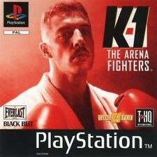 Jeux vidéo pour Sony PlayStation 1 PAL THQ