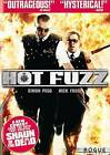 Hot Fuzz (DVD, 2007, Widescreen)