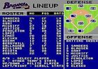World Series Baseball  (Sega Genesis, 1994)