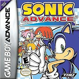 SONIC-ADVANCE-GAME-BOY-ADVANCE-GBA-COSMETIC-WEAR