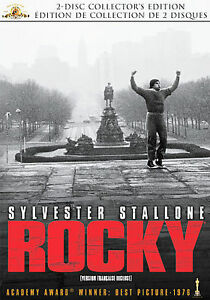 Rocky-DVD-2007-2-Disc-Set-Canadian-Collectors-Edition-Brand-New