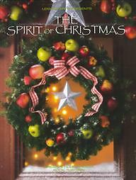 The-Spirit-of-Christmas-Creative-Holiday-Ideas-Book-13-1999-Hardcover