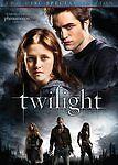 Twilight (Two-Disc Special Edition) Kristen Stewart, Robert Pattinson DVD