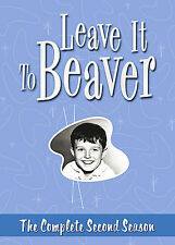 Leave It to Beaver - The Complete Second Season, New DVD, Jerry Mathers, Hugh Be