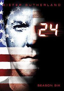 24-Season-6-DVD-2009-7-Disc-Set-DVD-2009