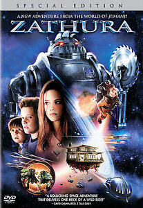 Zathura DVD, Widescreen - DISC ONLY  - $3.25