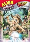 Alvin and the Chipmunks Go to the Movies - Daytona Jones and the Pearl of Wisdom (DVD, 2008)