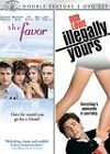 The Favor/Illegally Yours - Double Feature (DVD, 2009, 2-Disc Set, Checkpoint Sensormatic Widescreen)