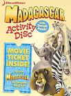 Shrek 2/Madagascar Activity Disc (DVD, 2005, 2-Disc Set, Includes Free Movie Ticket)