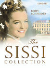 Sissi Collection (DVD, 2007, 5-Disc Set)