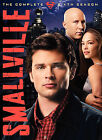Smallville - The Complete Sixth Season (DVD, 2007, 6-Disc Set) (DVD, 2007)