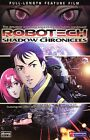 Robotech - The Shadow Chronicles: The Movie (DVD, 2007, Uncut)