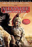 Alexander DVD, 2005, Theatrical Edition Directors Cut  - $3.25