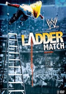 WWE - The Ladder Match (DVD, 2007, 3-Dis...