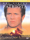 The Patriot (DVD, 2002, Spanish Language Packaging)