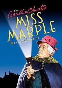 NEW-Agatha-Christie-Miss-Marple-Movie-Collection-DVD-2006-4-Disc-Set-Murder