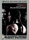 Million Dollar Baby (DVD, 2005, 3-Disc Set, Deluxe Edition)