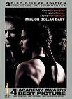 Million Dollar Baby (DVD, 2005, 3-Disc Set, Deluxe Edition)