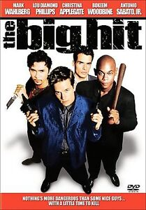 The-Big-Hit-DVD-1998-Closed-Caption-FREE-SHIPPING