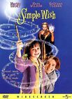 A Simple Wish (DVD, 1998, Widescreen) (DVD, 1998)