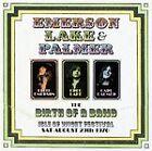 Emerson, Lake  Palmer - The Birth of a Band: Isle of Wight Festival (DualDisc, 2006)