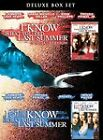 I Know What You Did Last Summer/I Still Know What You Did Last Summer (DVD, 2003, 2-Disc Set, Deluxe)
