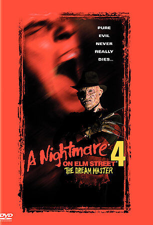 A Nightmare on Elm Street 4 - The Dream Master (DVD-FREE SHIPPING IN CANADA