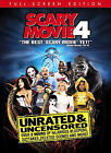 Scary Movie 4 (DVD, 2006, Unrated, Full Frame Edition)