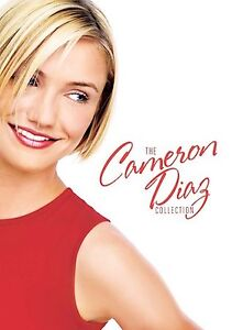 The Cameron Diaz Collection 3 DVD Set! in her shoes a life less ordinary... NEW!