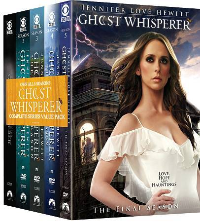 Ghost Whisperer The Complete Series (DVD, 2010, 29 Disc Set)