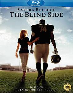 The Blind Side Blu-Ray DVD Combo Pack 2 Disc Set W/ Slipcover Sandra Bullock BD