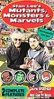 Stan Lees Mutants, Monsters and Marvels (VHS, 2002, 2-Tape Set)