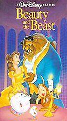 Beauty-and-the-Beast-VHS-1992-Black-Diamond-Classics
